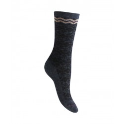 Chaussettes All over graphique Viscose